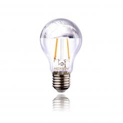 Noxion Lucent Filament LED Silver Mirror