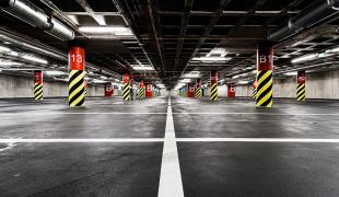 Indoor car parks