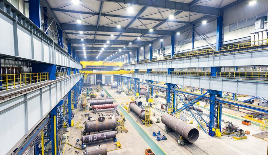 Industrie & Logistiek
