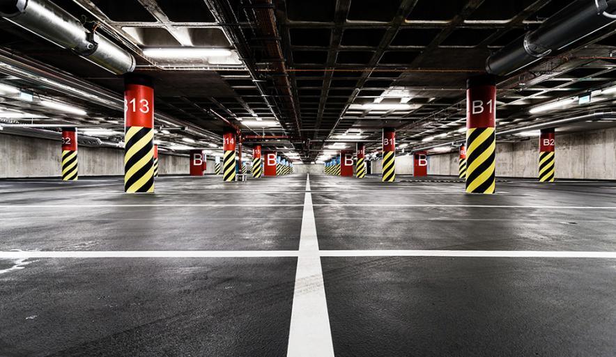 Parkhäuser